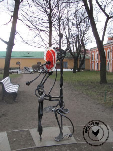 отдых о чем стулья на петропавловской крепости Куриный