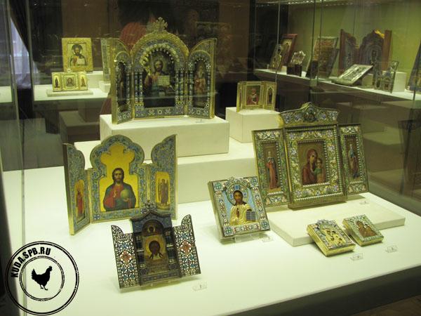 Выставка в музее фаберже в санкт петербурге