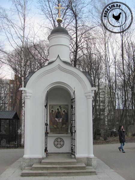 Смоленское кладбище - Петербургские кладбища - KUDA.SPB.RU Лидия Арт